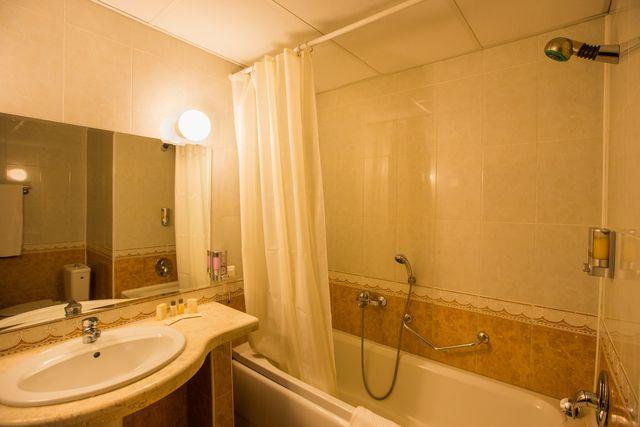 Марина Гранд Бийч Хотел - Двойна стая с изглед парк