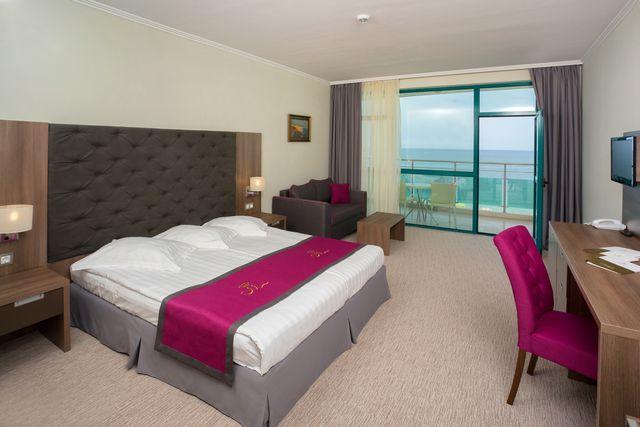 Марина Гранд Бийч Хотел - Двойна стая с изглед към морето